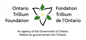 Funded By the Ontario Trillium Foundation