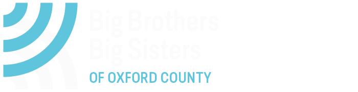 Brad & Hunter - Big Brothers Big Sisters of Oxford County